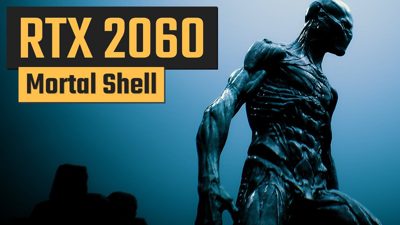 Mortal Shell RTX 2060 Gameplay | Beta
