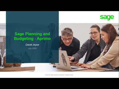 Plan & Spend Forum Day 2: Sage Customer Presentation