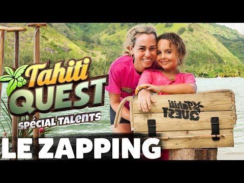LE ZAPPING DE TAHITI QUEST SPÉCIAL TALENTS   LA FINALE