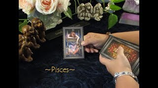 ~Pisces~Feeling The Pain~Mid October 2018 Pisces Tarot Reading October