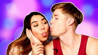 Топ-5 Самых Странных Поцелуев