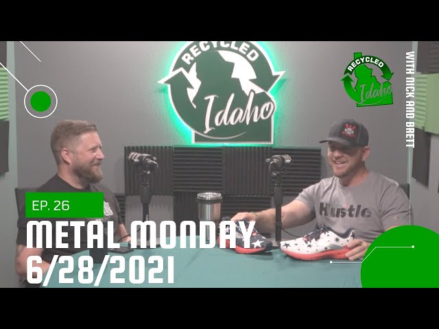 Metal Monday Episode #26 With Nick and Brett, June 28, 2021