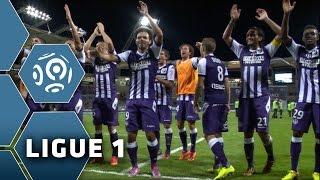 Toulouse FC - Olympique Lyonnais (2-1)  - Résumé - (TFC - OL) / 2014-15