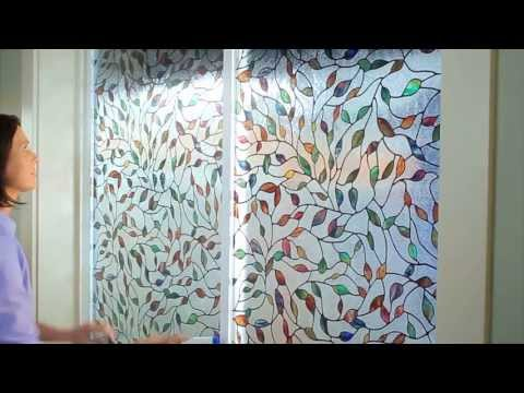 How to Apply Artscape Window Film