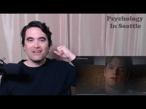 Therapist Reacts To Good Will Hunting (1997)