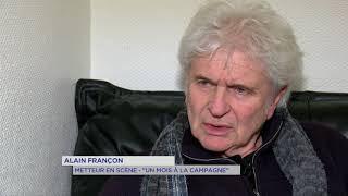 """Versailles : """"Un mois à la campagne"""", nouvelle création au théâtre Montansier"""