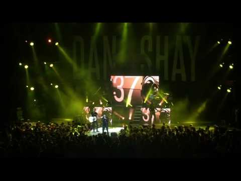 Dan + Shay - Round The Clock (Live)