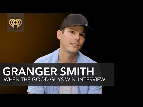 Granger Smith 'When the Good Guys Win' | Exclusive Interview