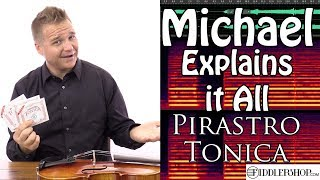 Michael Explains it All - Tonica New Formula