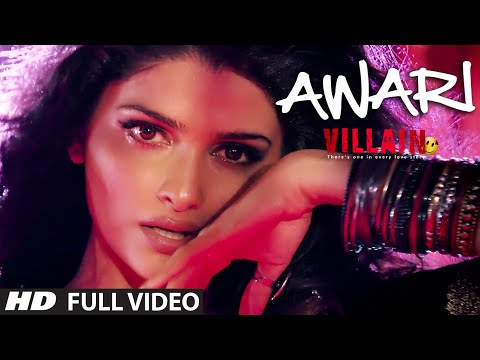 Awari Full  Song  Ek Villain  Sidharth Malhotra  Shraddha Kapoor