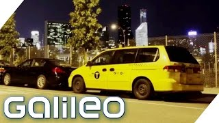 Taxi Hotel in New York | Galileo Lunch Break