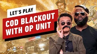 COD Blackout: Who Let the Cops Out?
