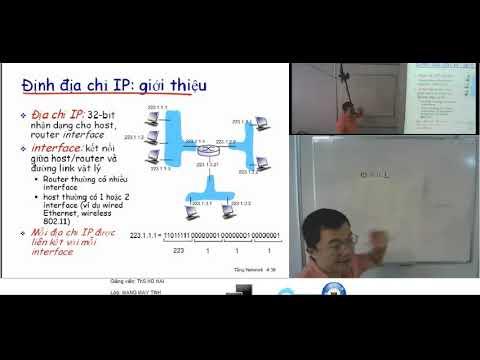 Mạng máy tính bài 4 lớp CN2K22 CN2K24 GV ThS Hồ Hải