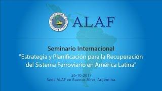 Seminario Internacional ALAF (2017) parte 1