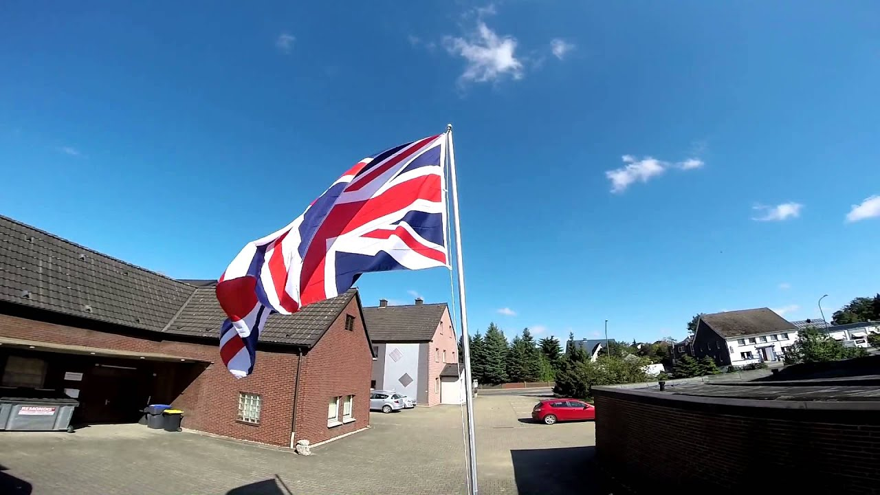 large uk union jack flag royal flags co uk maxflags youtube