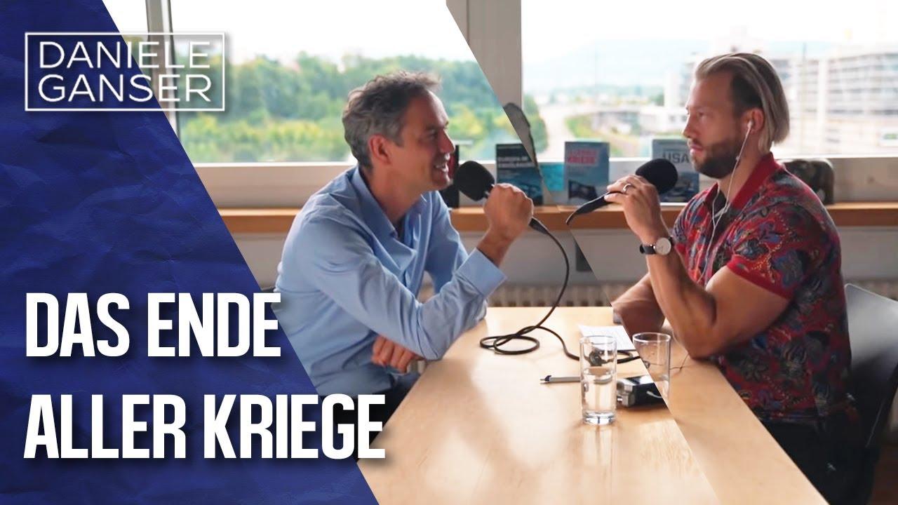 Dr. Daniele Ganser im Gespräch: Das Ende aller Kriege (Patrick Reiser 26.06.2020)