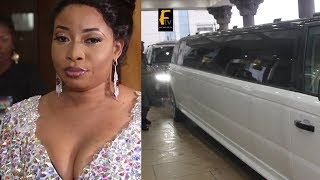 RICHEST YORUBA ACTRESS - LIZZY ANJORIN MAKES HER COLLEAGUES JEALOUS CHECK OUT HIS LUXURY LIFE STYLE