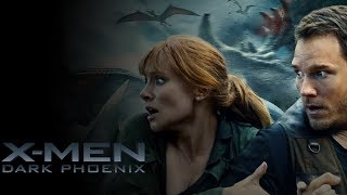 Jurassic World Fallen Kingdom Trailer (Dark Phoenix Style)