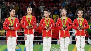 Where Are China's Gold Medals?