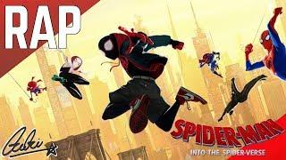 Rap De Spider-Man: Un Nuevo Universo EN ESPAÑOL (SONY PICTURES ENTERTAINMENT/MARVEL) || CriCri :D