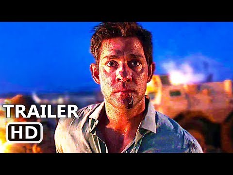JACK RYAN    2 2018 John Krasinski, Action, New TV Series HD