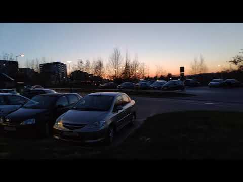 Mi 8 4k60 Sample 4 - 30 Minutes After Sunset