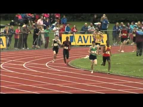 All-Ireland Schools Athletics 2012 Part 1
