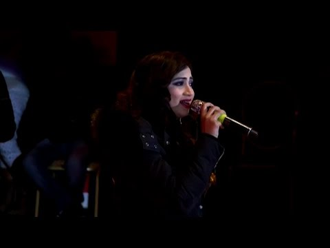 Queen of Melody Shreya Ghosal ends the Naropa festival on a beautiful note
