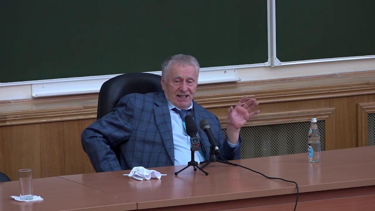 parazita Zhirinovsky)
