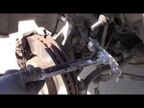 Beginner DIY – 2008 volvo s60 t5 front strut replacement part 1