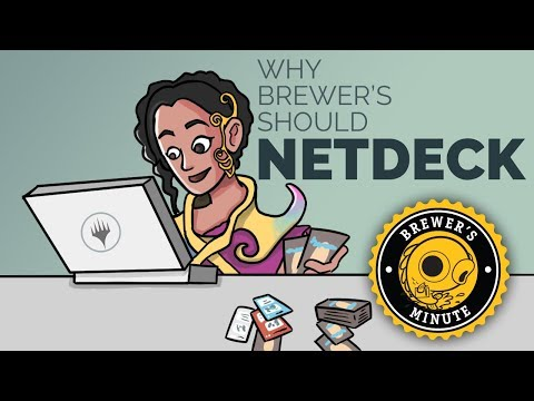 Brewer's Minute: Why Brewers Should Net Deck