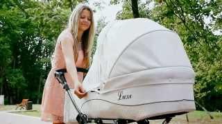 Коляска для новорожденного Nastella Lux