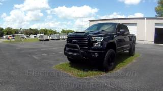 2016 Roush Supercharged F150 - 650 HP - Speed Run Must Watch