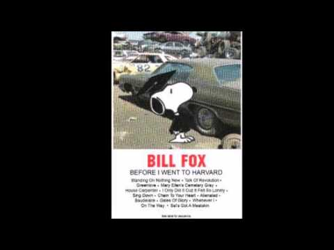 Bill Fox - Talk of Revolution