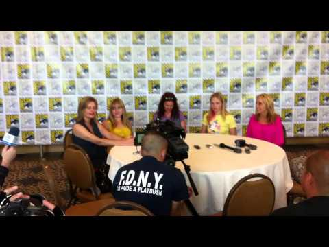 My Little Pony: Friendship is Magic - Roundtable Interview