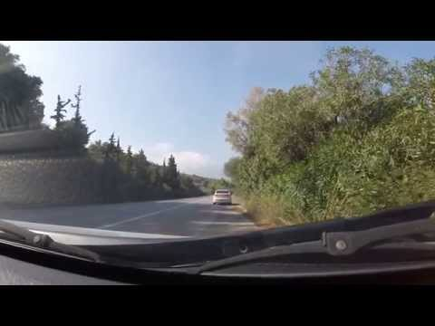 Greece Travelogue Guide Clip 3: It doesn't pay to drive like a local