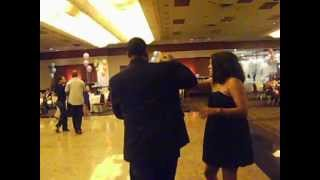 Lisa and Charles - Always the first dance - Chicago Steppin