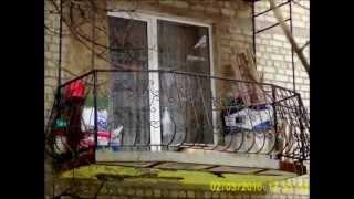 ремонт балконов,обшивка утепление.харьков.(, 2011-02-26T17:26:10.000Z)