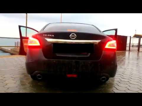 В Двух Cловах: Nissan Teana 2.5 (2014)