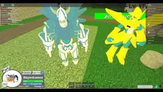 Roblox Digimon Aurity - Rosemon goes rogue