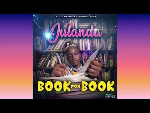 JULANDA - Book Pon Book (OFFICIAL AUDIO) & LYRICS