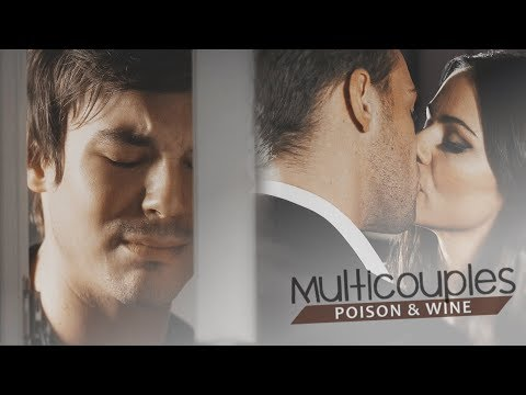 Multicouples | Poison & Wine (w/Huyen)