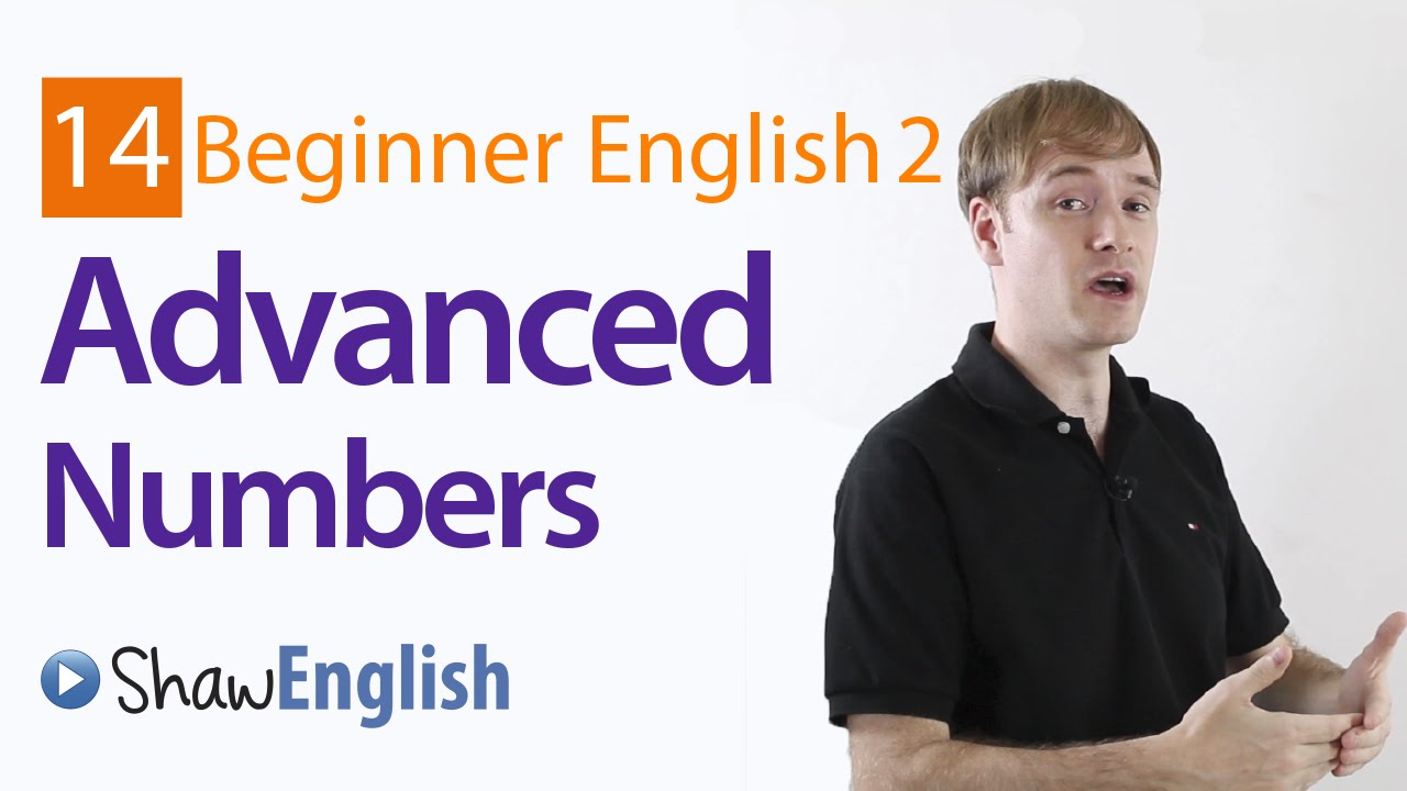Big Numbers In English Esl Exercises