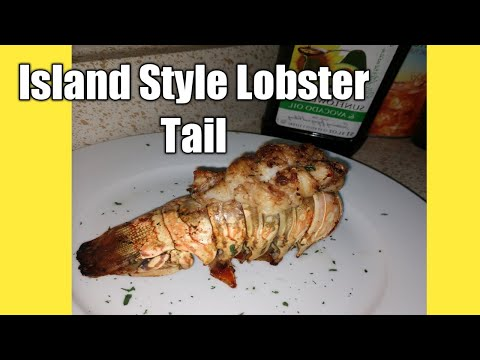 Lobster Tail(Island Style)