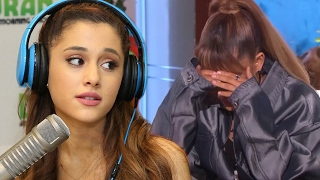 5 Awkward Ariana Grande Interview Moments