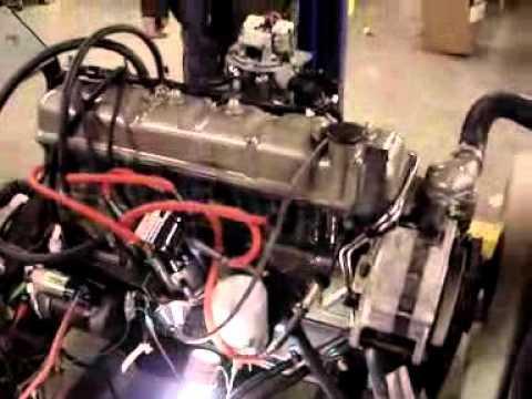 Restoration 1974 FJ40 2F Engine Fuel Injection | Video 7