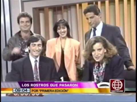 Primera Edición - 20 años. América TV - Perú 17-5-2013