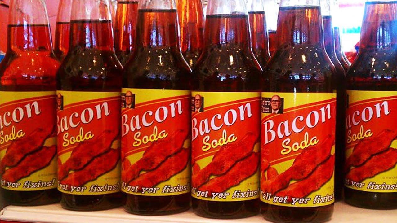 Bacon Soda?!? - YouTube