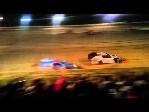 Modified Heat 1 part 1/2  Chandler Motor Speedway