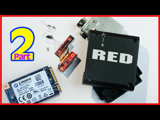 Part 2 - RED MINI-MAG - Things you only thought you knew about RED Digital Cinema